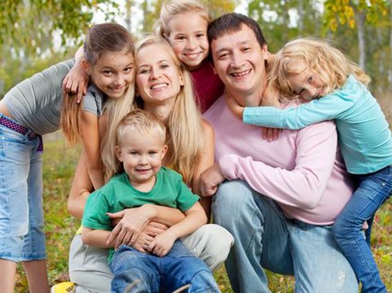 Rodzina patchworkowa jak w niej y - Casas para familias numerosas ...