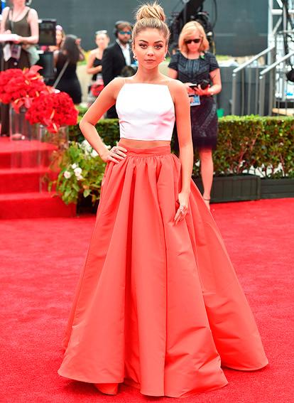 Emmy Awards 2014 Gwiazdy Na Czerwonym Dywanie